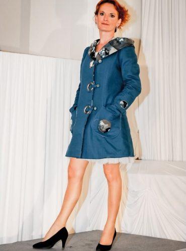 Manteau en toile