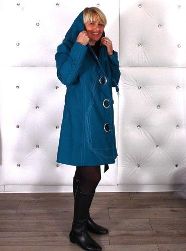 Manteau en toile de coton
