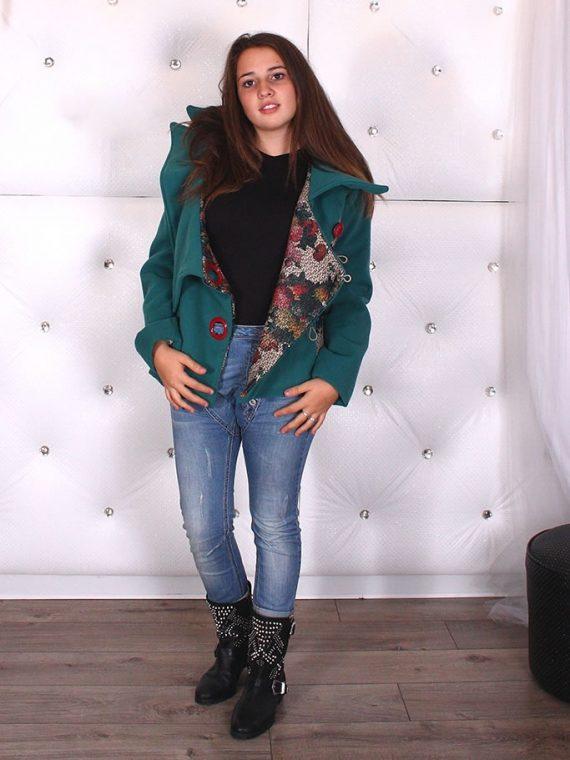 veste courte 2