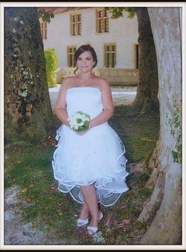 Robe de mariage Volupté