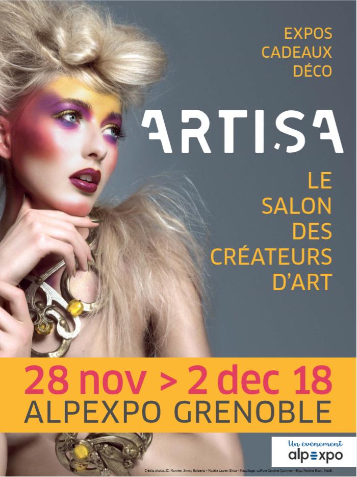 Artisa-2018 Actualités - Oti Création