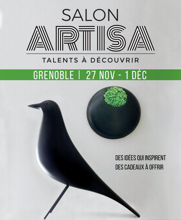 Affiche-Artisa-20119- Actualités - Oti Création